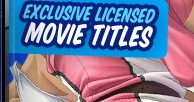 +400 Licensed Hentai Movie Titles, no other hentai site can offer them